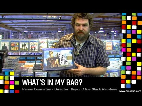 Panos Cosmatos - What's In My Bag? Mp3