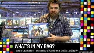 Panos Cosmatos - What's In My Bag?