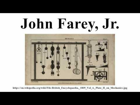 John Farey, Jr.