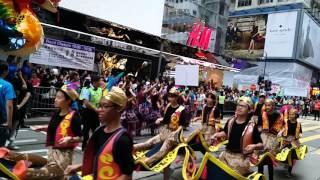 東華三院周演森小學  2015「渣打藝趣嘉年華」巡遊演出一