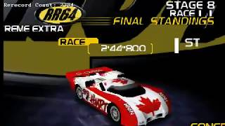 [9/9] Ridge Racer 64 - 1:30:50 Golden% Segmented