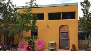 Adobe Tiny House  Santa Fe, New Mexico