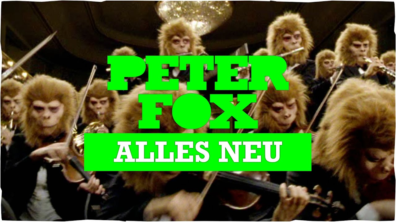 Peter Fox Alles Neu Official Video Youtube