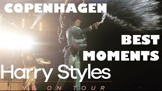HARRY STYLES HIGHLIGHTS FROM THE COPENHAGEN SHOW 2018
