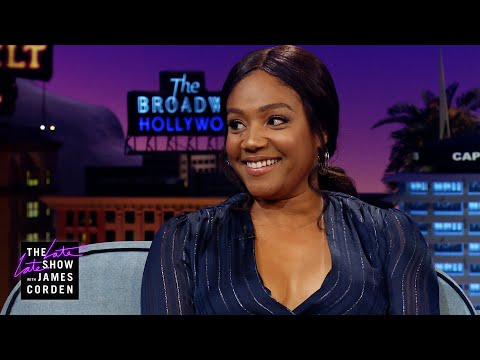 Tiffany Haddish Brought Chicken to the Met Gala