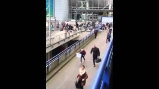 قتلى وجرحى في تفجيرات بمطار بروكسل