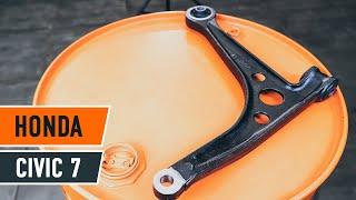 Guia em vídeo completo para substituir Suspensão apoio do eixo