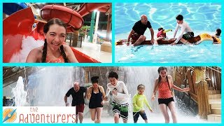 Family Fun Summer Pool Games - Last To Leave Wins! / That YouTub3 Family I The Adventurers