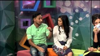 MeleTOP - Temubual bersama Zizan Razak & Kaka Azraff [01.10.2013]