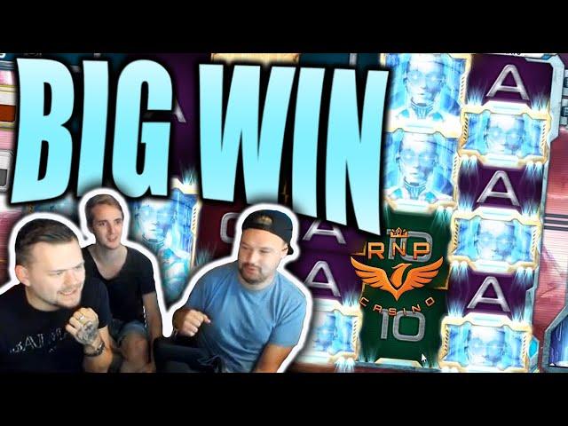 Big Win on Machina Megaways Slot - Casino Stream Big Wins