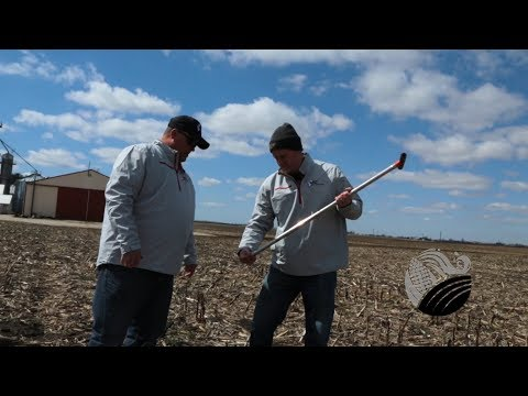 Staying Healthy: Soil Sampling with Illinois Farm Bureau