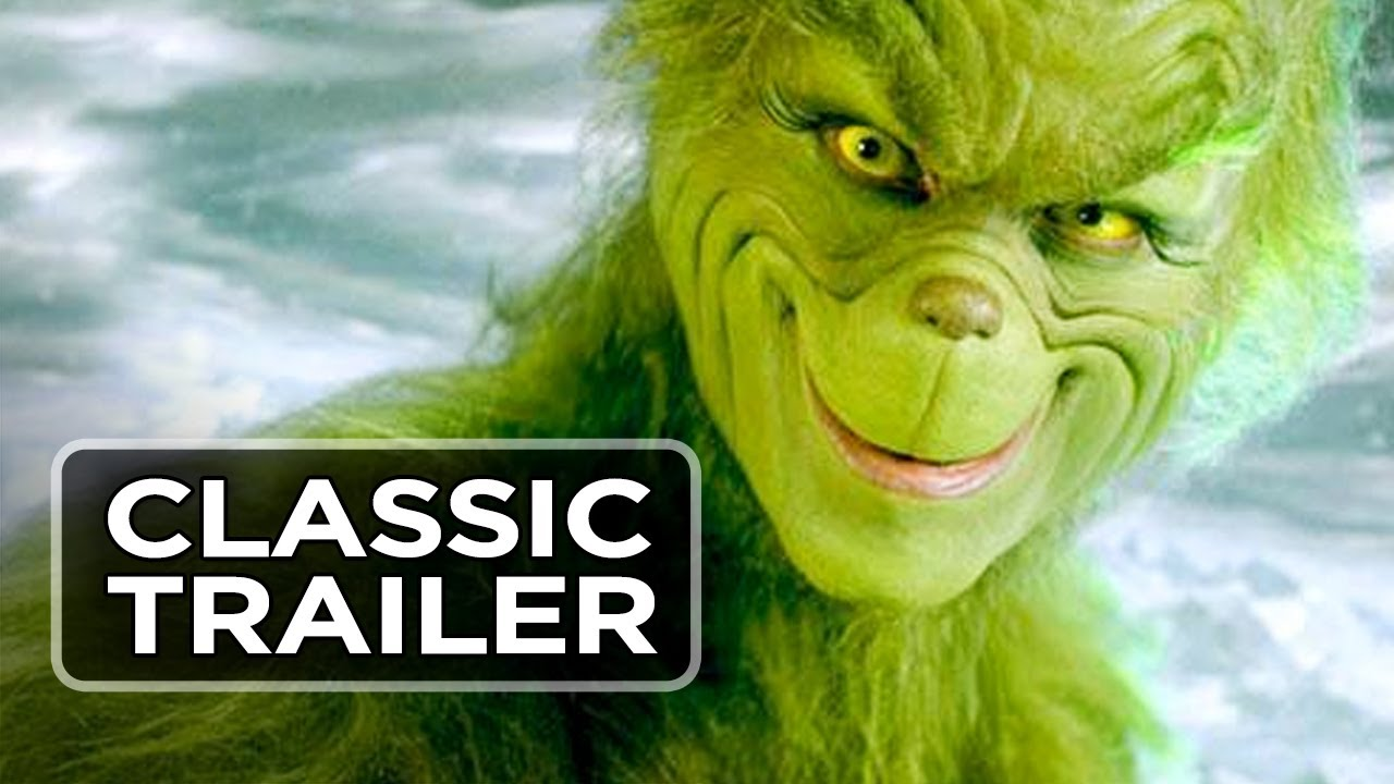 How the Grinch Stole Christmas Official Trailer 1 Clint Howard