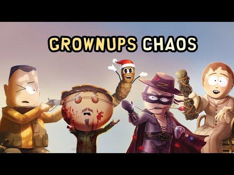Chaos Mode: Grownups