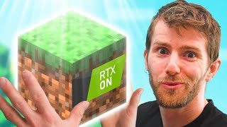 RTX Finally Has a Reason to Exist: Minecraft!