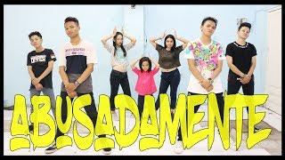 Download ABUSADAMENTE (KondZilla) - MC Gustta e MC DG / Choreography by Diego Takupaz