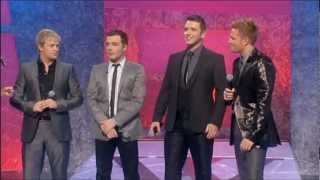 Westlife - If I Let You Go With Lyrics,The Westlife Show No.5
