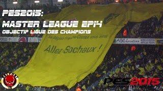 [PES2015 PS4] Master League Ep14