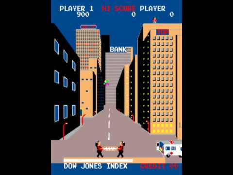 Wall Street ~1982 Century Electronics~ Arcade MAME wallst