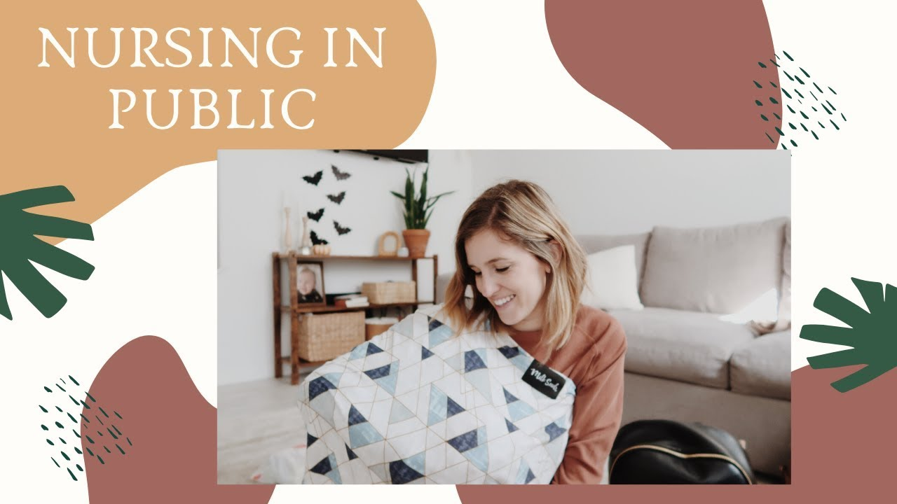 Download PUBLIC NURSING GUIDE // breast feeding, nip slips, how to nurse with a cover