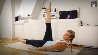 Pilates Fortgeschrittene Bauch: Fühl Dich gut, fühl Dich sexy