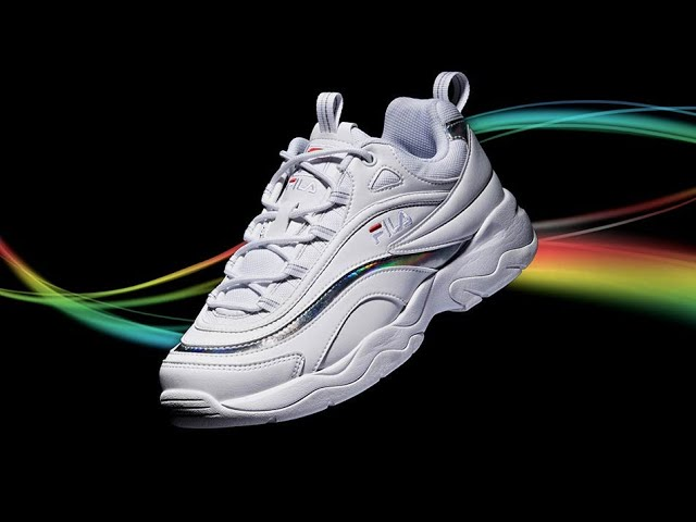 FILA RAY– WHITE SILVER POINT REVIEW