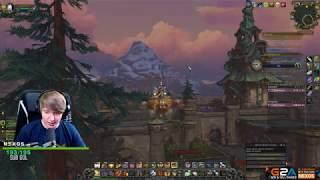 DLACZEGO NAŚLADUJĘ ASMONGOLDA? - World of Warcraft: Battle for Azeroth