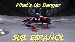 What's Up Danger sub. español Spider-Man OST. Blackway & Black Caviar