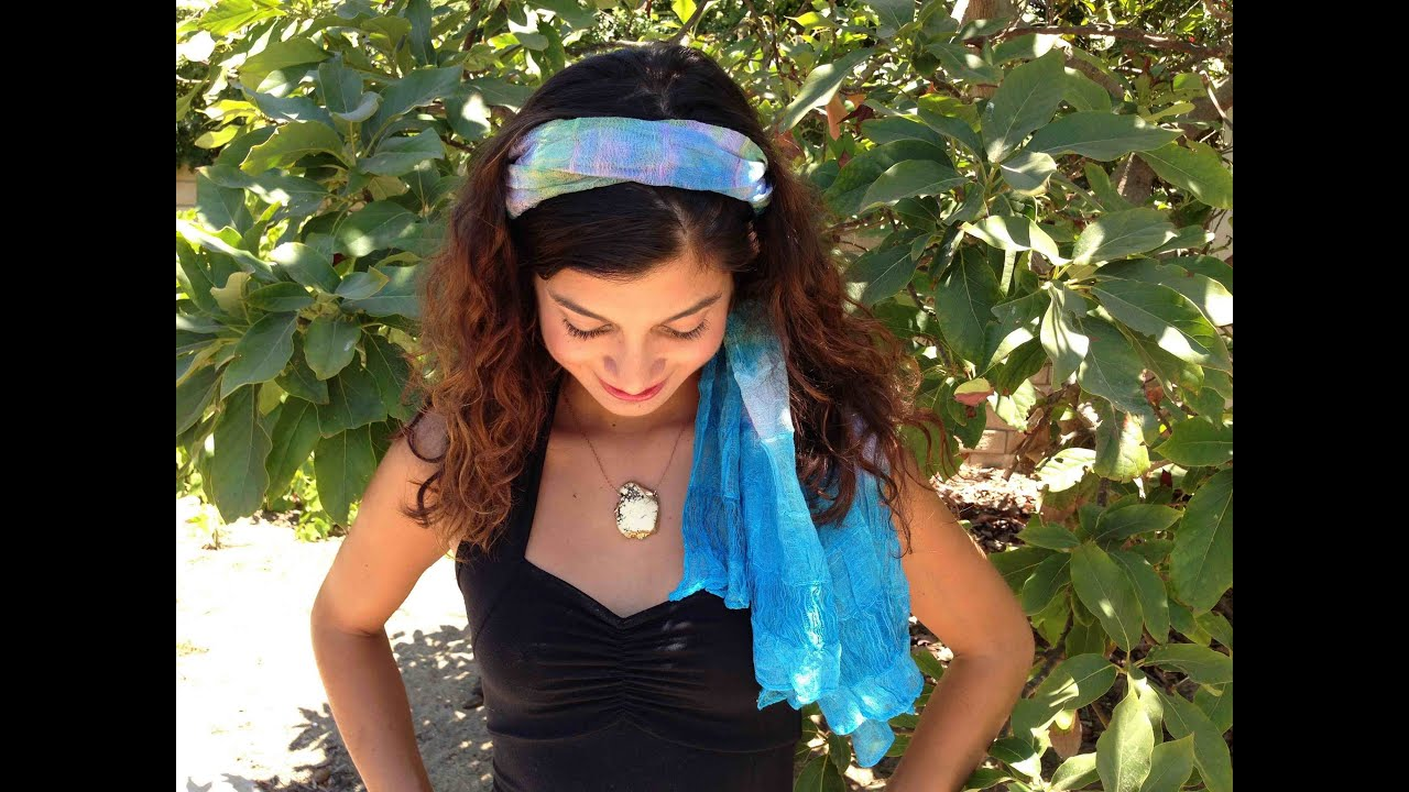 Fashion scarves for hair 57