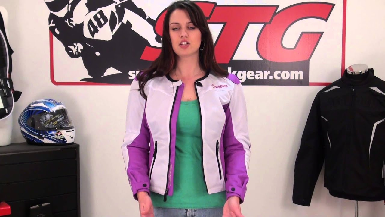 886a3d7af304 Scorpion ExoWear Women s Verano Jacket Review from ...