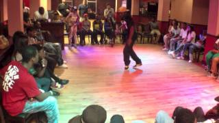 Tia vs Josh | Battle Of The Sexes | Memphis Jookin 2013