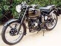 Indian  Velocette  Norton  Motorcycle Compilation