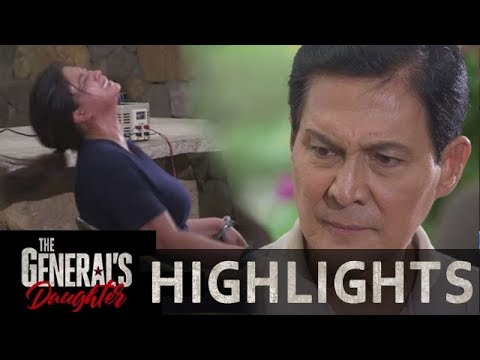 Download Tiago starts to make Rhian suffer   The General's Daughter (With Eng Subs)