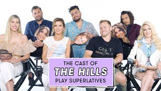 Spencer Pratt, Heidi Montag, and the Hills' OG Cast Reveal Who's Most Likely to Start Drama