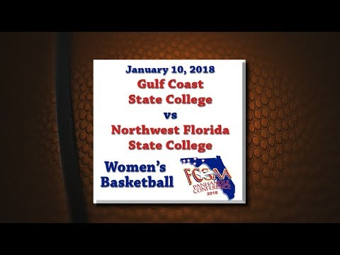 Panhandle Conference 2018 - GCSC @ NWFSC - January 10, 2018 - Women's Basketball