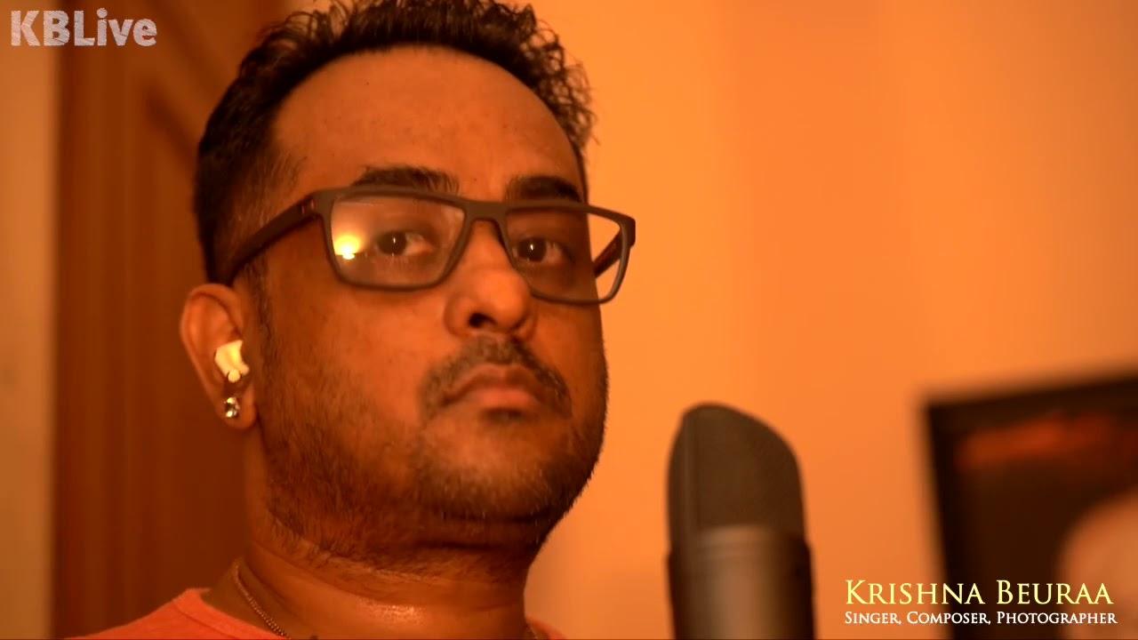 Phoolon Ke Rang Se_Cover    Krishna Beuraa    Kishore Kumar    SD Burman    Dev Anand