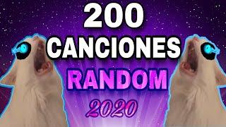 200 Canciones Que Se Hicieron Memes | Canciones Random (Music Of Memes) #2020