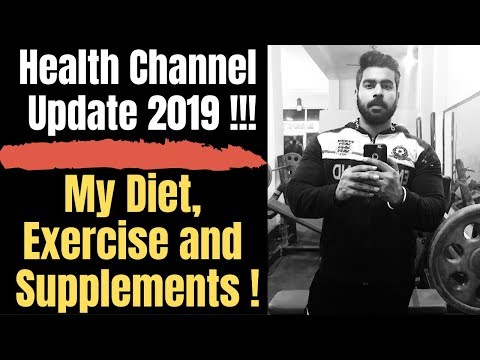 Health Channel Update 2019   Where to Find Genuine Supplements?   Best Whey Protein India?