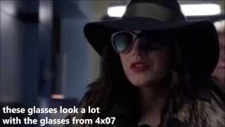 PLL - Cece is A - Clues since season 3