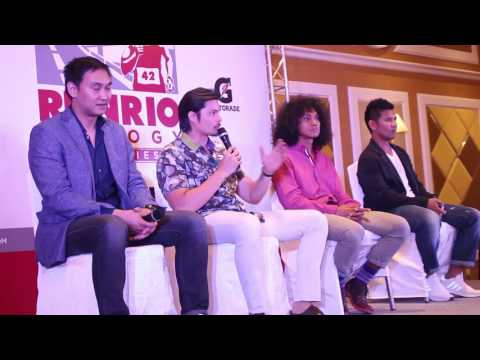 RUNRIO Trilogy Media Launch at Okada Manila
