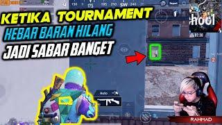 KETIKA TOURNAMENT DI TABRAK INI YANG TERJADI BARBAR AUTO HILANG !! PUBG MOBILE INDONESIA