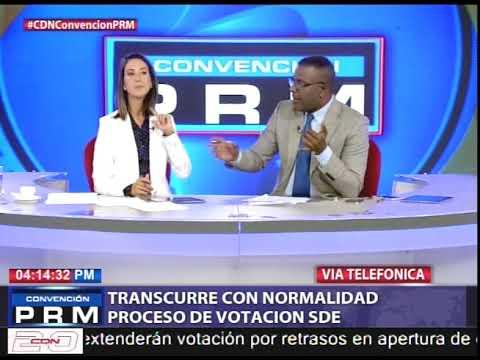 Transcurre con normalidad proceso de votación SDE