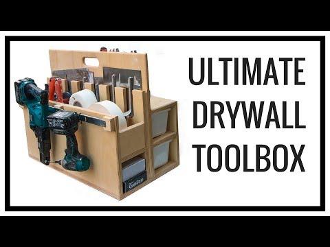 Ultimate Drywall Toolbox
