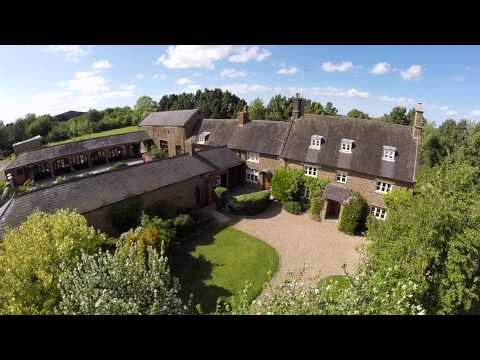 Dodmoor House Aerial Tour
