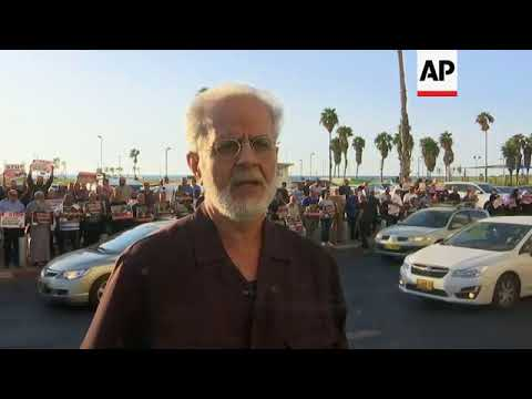 Israeli Muslims Protest Against Treatment Of Rohingyas