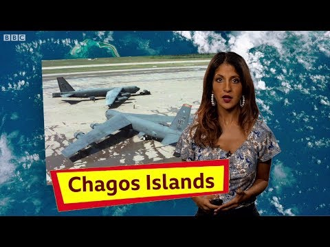 What's happening on the Chagos Islands? - BBC What's New?