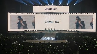 191013 GOT7 (갓세븐) - VCR + Come On [KEEP SPINNING WORLD TOUR]…