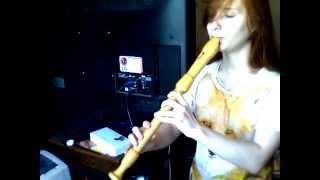 Прекрасное далеко (блок флейта альт)