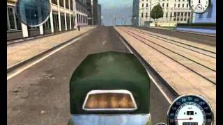 Мафия - Прохождение экстрима [Manta Taxi FWD](Прохождение Большой Прогулки (экстрима) в игре Mafia: The City of Lost Heaven. Миссия 11/19. Цель: уничтожить все такси со..., 2011-11-11T15:12:54.000Z)