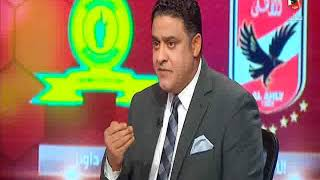 """عادل عبد الرحمن : اول مرة الاهلى يخسر خمسة وحارس مرمى يكون """" نجم اللقاء """""""