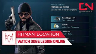 HITMAN Location Watch Dogs Legion Online
